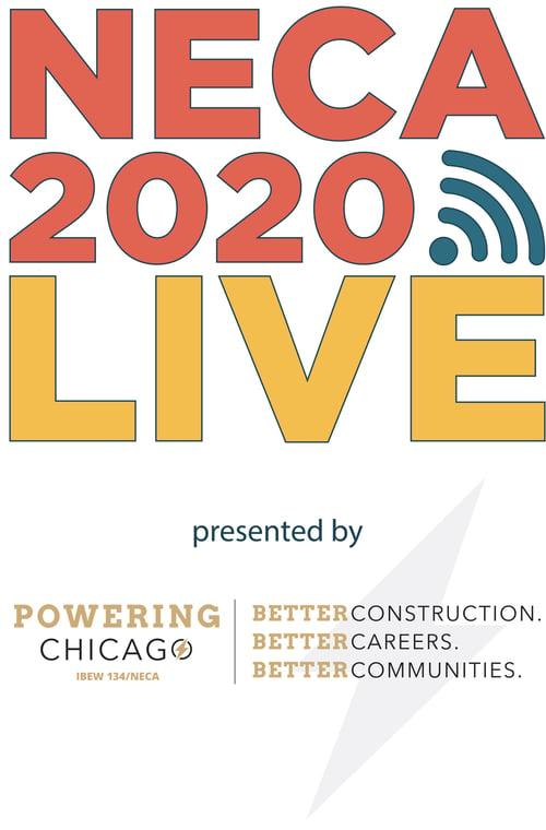 NECA 2020 LIVE spon tight